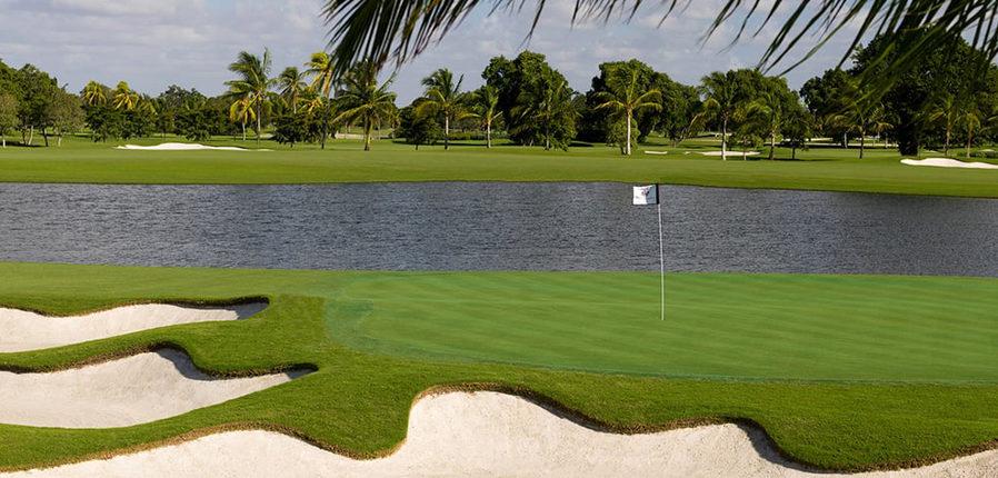 Trump Organization, McLean Golf School. General Contractor Ramcon Corp