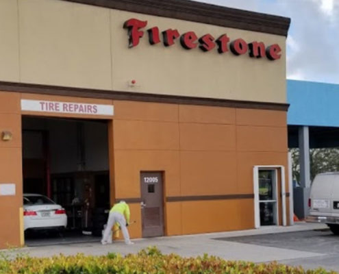 Firestone Building, Ramcon corp project