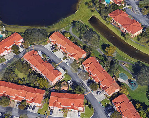 lakeview townhomes miramar Florida. General Contractor Ramcon Corp