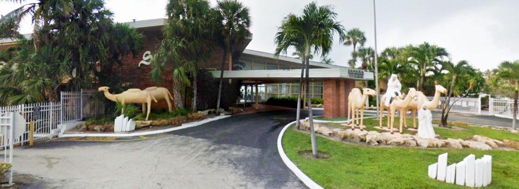 Sahara Beach Club Sunny Isles General Contractor Ramcon Corp