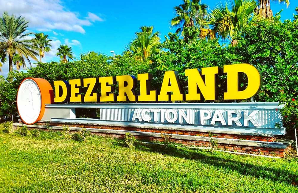 Dezerland Orlando General construction, development and management